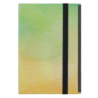 Beautiful Abstract Watercolor Case For iPad Mini