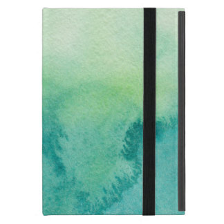 Beautiful Abstract Watercolor iPad Mini Cover