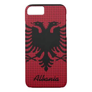 Beautiful Albania Flag iPhone 8/7 Case