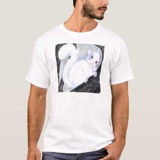 Beautiful Albino Squirrel T-Shirt