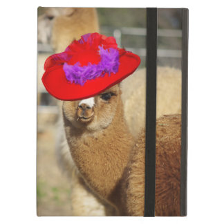 Beautiful Alpaca iPad Air Case