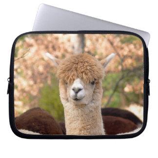 Beautiful Alpaca Laptop Sleeve