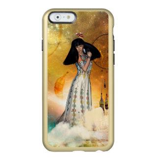 Beautiful amarican indian incipio feather® shine iPhone 6 case