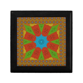 Beautiful Amazing African Feminine Design Colors. Gift Box