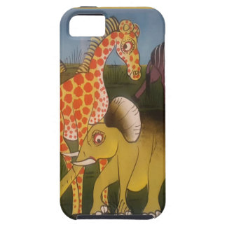 Beautiful Amazing African wild animal safari color Case For The iPhone 5