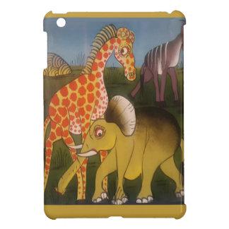 Beautiful Amazing African wild animal safari color iPad Mini Case