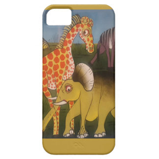 Beautiful Amazing African wild animal safari color iPhone 5 Covers