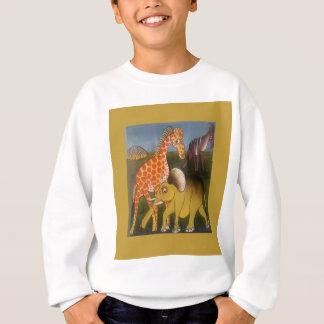 Beautiful Amazing African wild animal safari color Sweatshirt