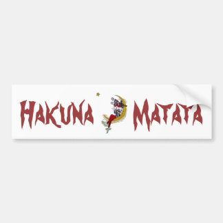 Beautiful amazing Cool Stylish Customize Product Bumper Sticker