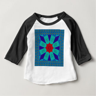 Beautiful Amazing Egyptian  Feminine Design Color Baby T-Shirt
