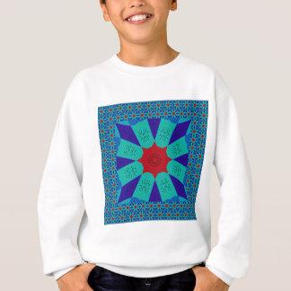 Beautiful Amazing Egyptian  Feminine Design Color Sweatshirt