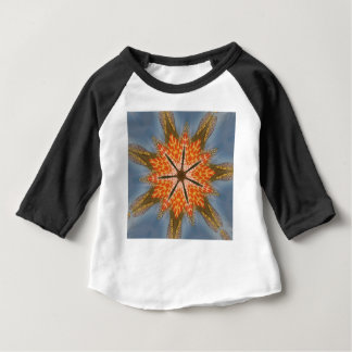 Beautiful amazing feminine African Design animal Baby T-Shirt