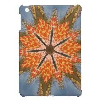 Beautiful amazing feminine African Design animal iPad Mini Cover