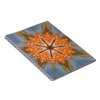 Beautiful amazing feminine African Design animal Notebooks