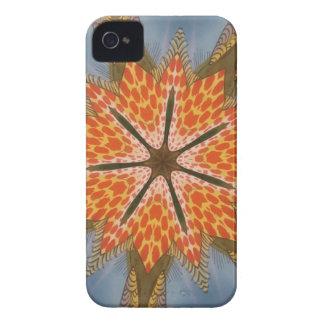 Beautiful amazing feminine African Design.animal p iPhone 4 Case-Mate Cases