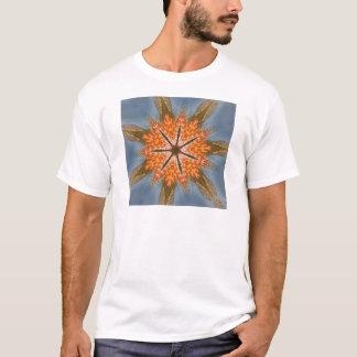 Beautiful amazing feminine African Design animal T-Shirt