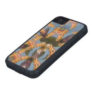 Beautiful amazing Funny African Giraffe pattern de Case For The iPhone 5
