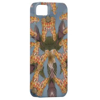 Beautiful amazing Funny African Giraffe pattern de iPhone 5 Cover
