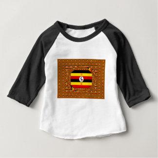 Beautiful amazing Hakuna Matata Lovely Uganda Colo Baby T-Shirt