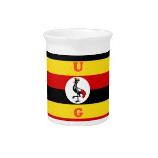 Beautiful amazing Hakuna Matata Lovely Uganda Colo Drink Pitchers