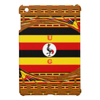 Beautiful amazing Hakuna Matata Lovely Uganda Colo iPad Mini Covers