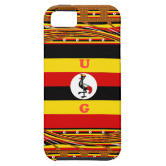 Beautiful amazing Hakuna Matata Lovely Uganda Colo iPhone 5 Cases