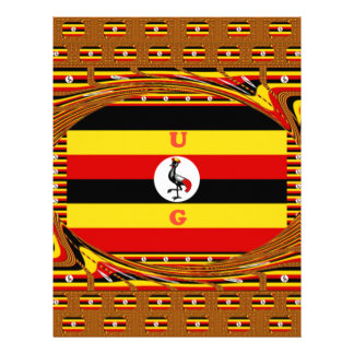 Beautiful amazing Hakuna Matata Lovely Uganda Colo Letterhead