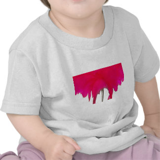 Beautiful amazing Red rose under the white sky Tshirts