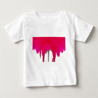 Beautiful amazing Red rose under the white sky T-shirt