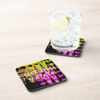 Beautiful Amazing  water colors pattern Beverage Coasters