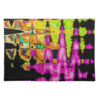 Beautiful Amazing  water colors pattern Placemat