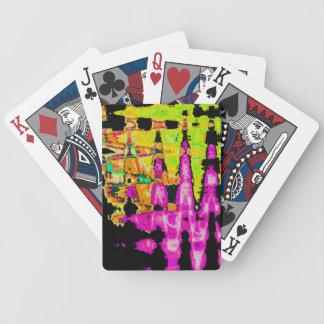 Beautiful Amazing  water colors pattern Poker Deck