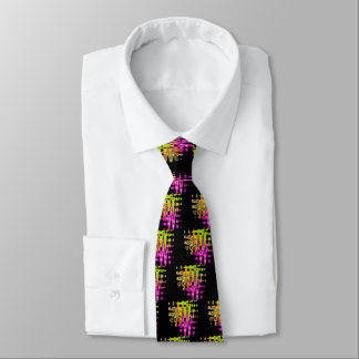 Beautiful Amazing  water colors pattern Tie