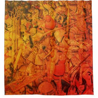 Beautiful Ancient Tapestry Artwork