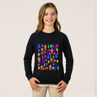 Beautiful and funny Colorful Gingerbread Shirt