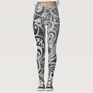 Beautiful and Unique Design Leggings