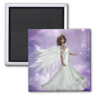 Beautiful Angel Design 3 Magnet