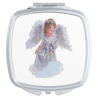 Beautiful-Angel Makeup Mirrors
