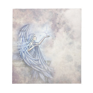Beautiful Angel Notepad