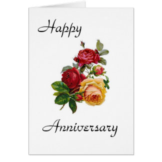 Beautiful Anniversary Card