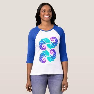 Beautiful aqua dance T-Shirt
