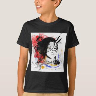 Beautiful Asian Girl T-Shirt