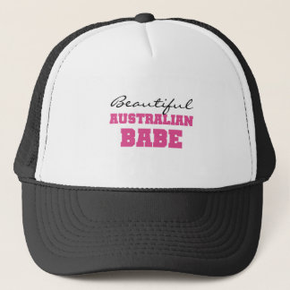 Beautiful Australian Babe Trucker Hat
