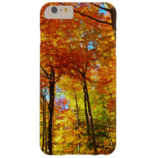 Beautiful Autumn Foliage Barely There iPhone 6 Plus Case