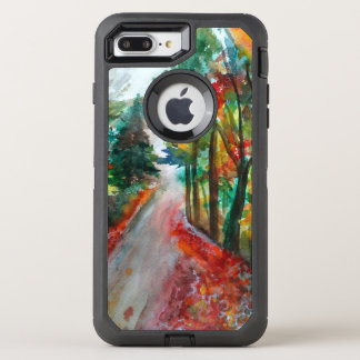 Beautiful Autumn OtterBox Defender iPhone 8 Plus/7 Plus Case