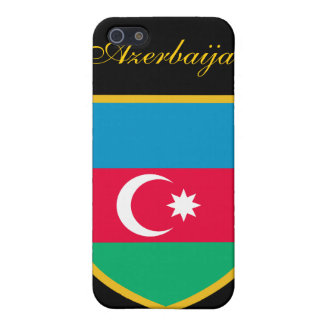 Beautiful Azerbaijan Flag iPhone 5/5S Case
