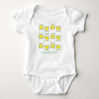 Beautiful Ba-bee infant romper. Baby Bodysuit