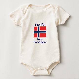 Beautiful Baby Norwegian Baby Bodysuit