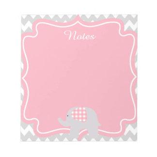 Beautiful Baby Shower Custom Note Pad