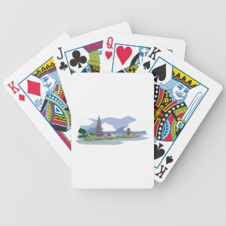 Beautiful Bali Bicycle Playing Cards